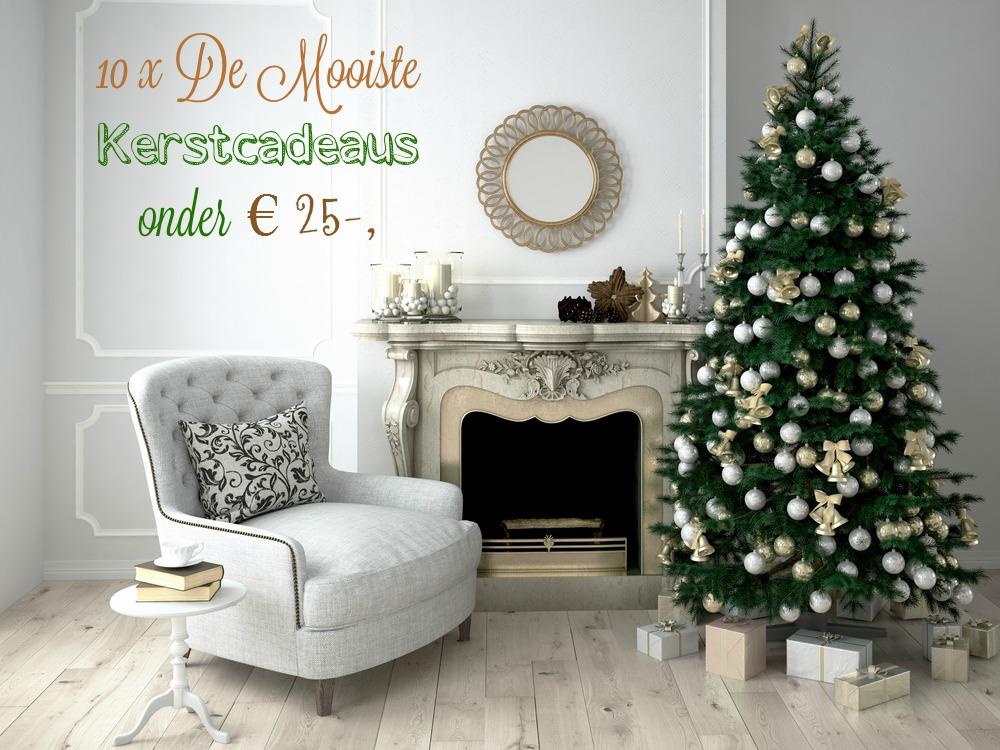 Shopping | 10 x De Mooiste Kerstcadeaus onder € 25-,