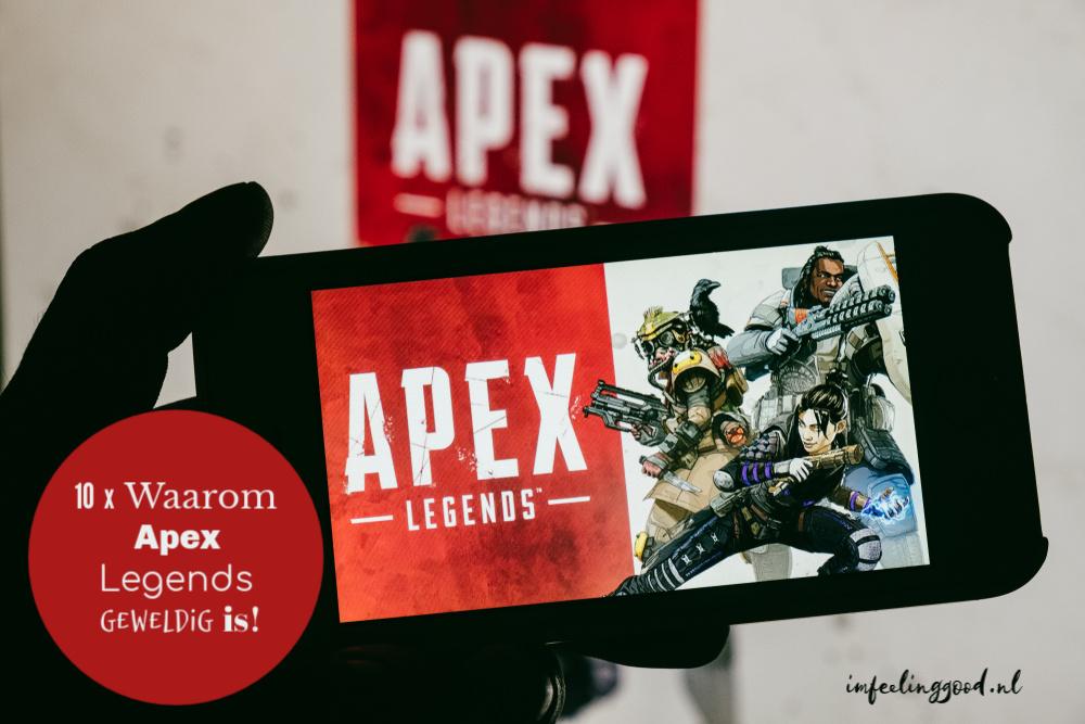 10 x Waarom Apex Legends geweldig is!