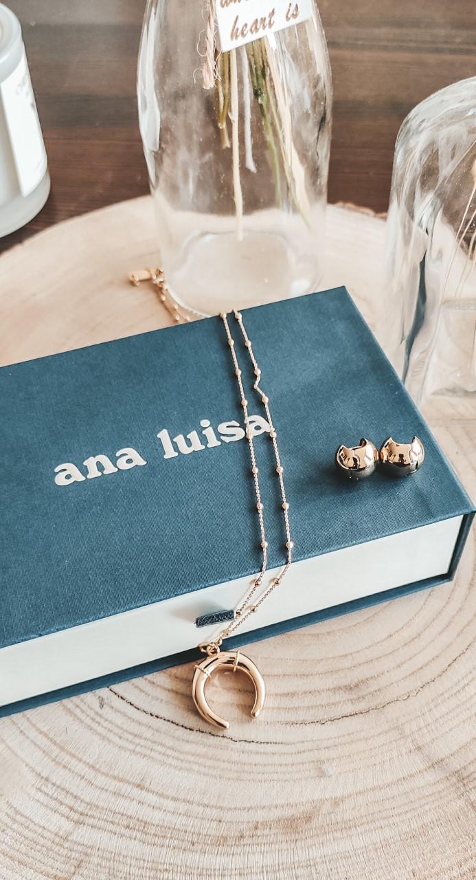 100 % gerecyclede sieraden van Ana Luisa review + winactie