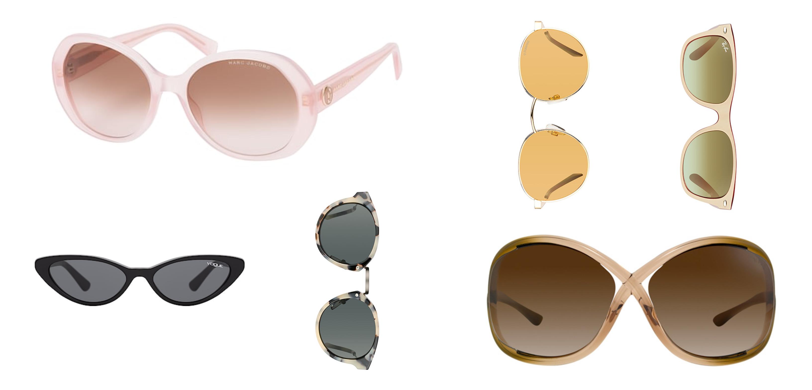 12 x de mooiste zonnebrillen trends 2019