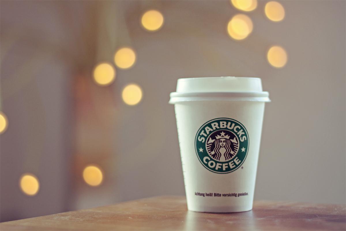 Food & Drinks Foodie Review | Heerlijke koffie bij Starbucks!