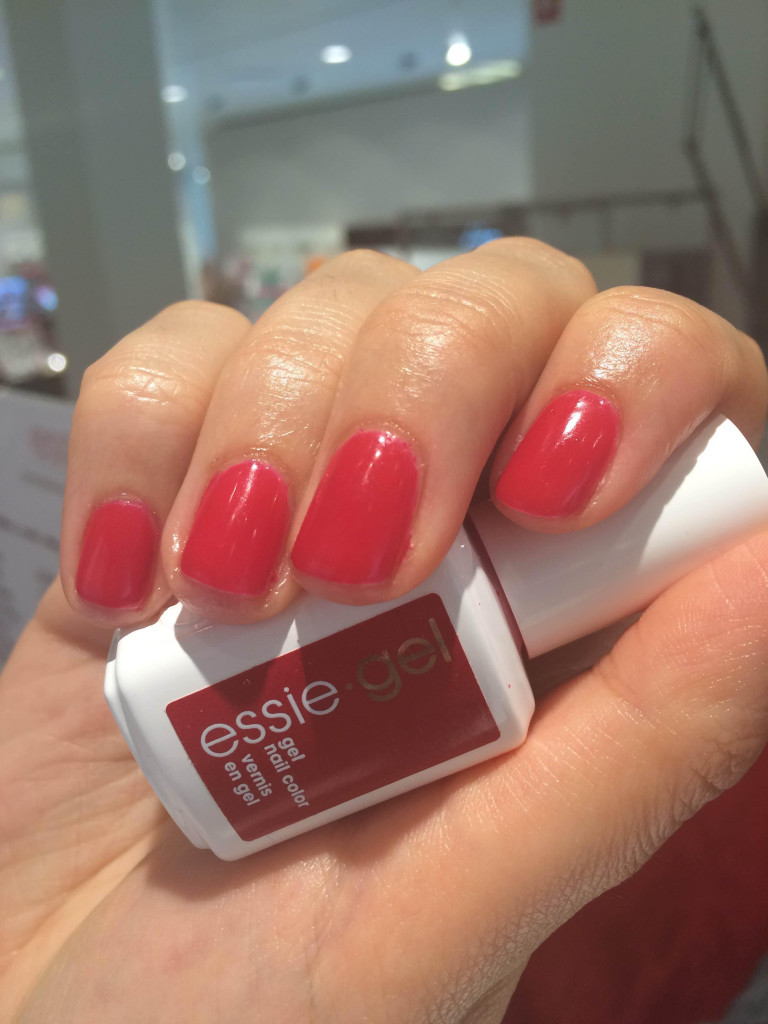 Beautiful Nails by Essie + swatch!