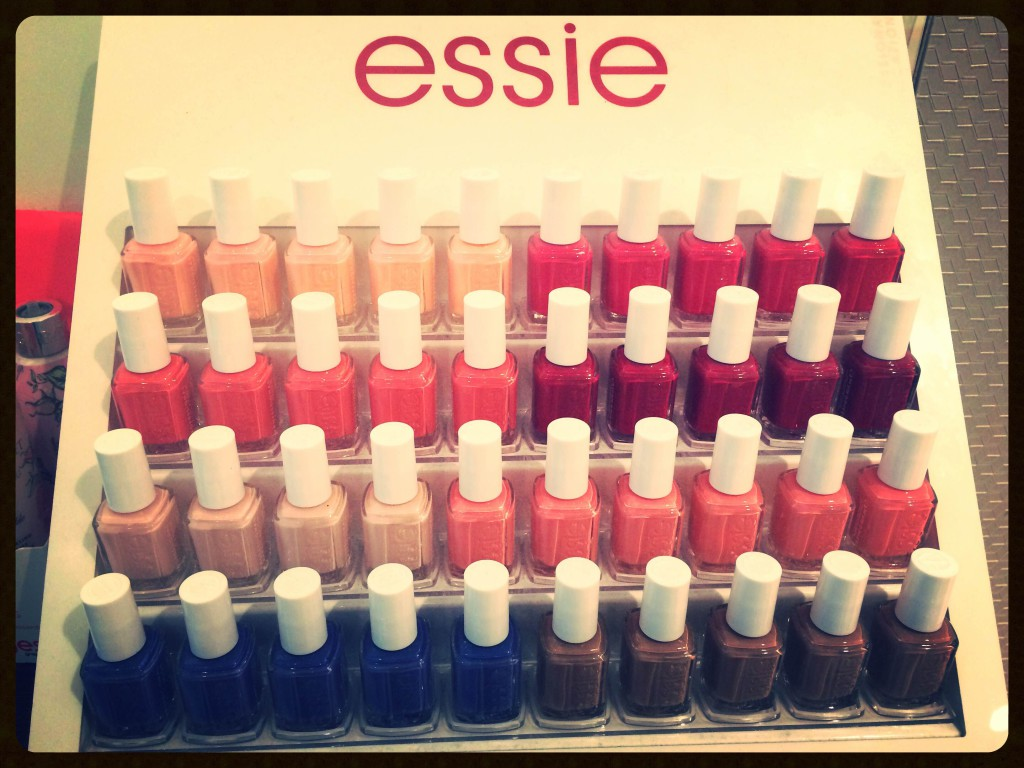 Essie display