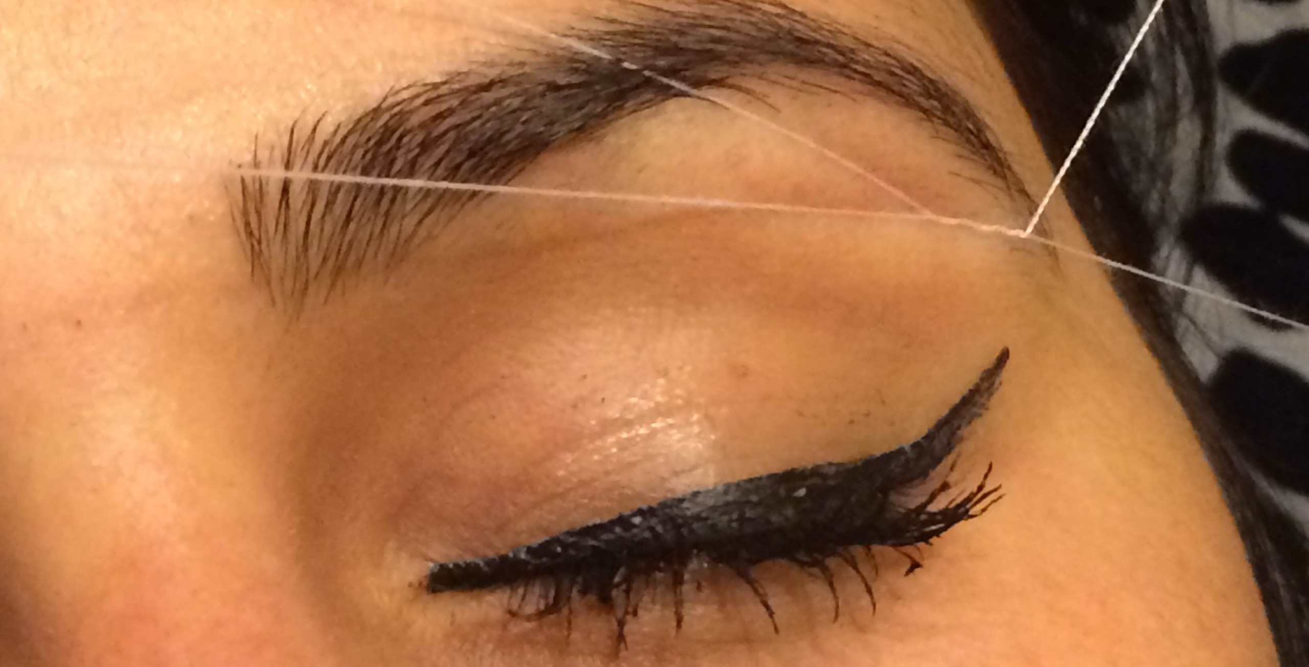 Beauty | Prachtige Threading bij Sheila Kapsalon