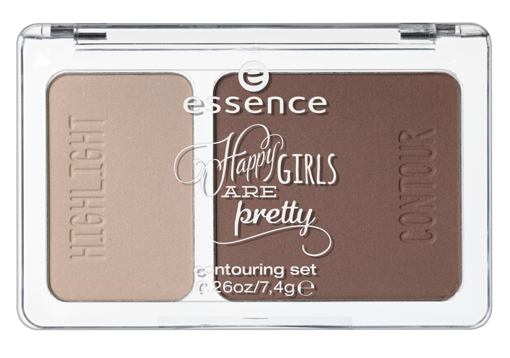 ess. happy girls are pretty contouring set