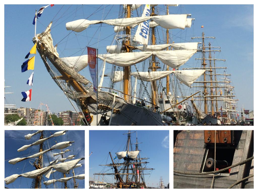 Sail Amsterdam 2015 impression