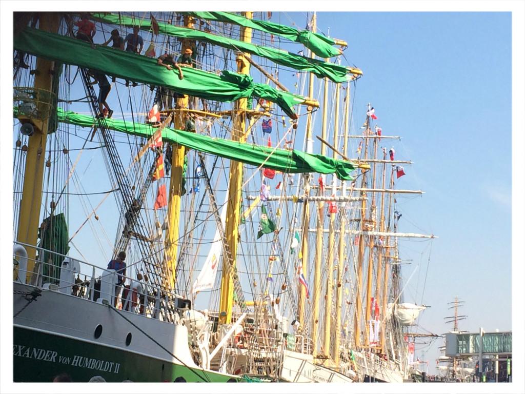 Sail Amsterdam waterside