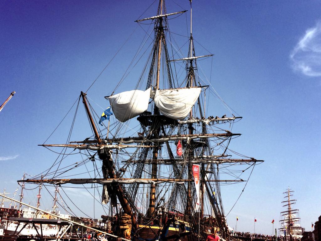 Tallship Sail Amsterdam