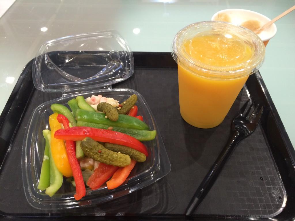 Beautybeurs lunch