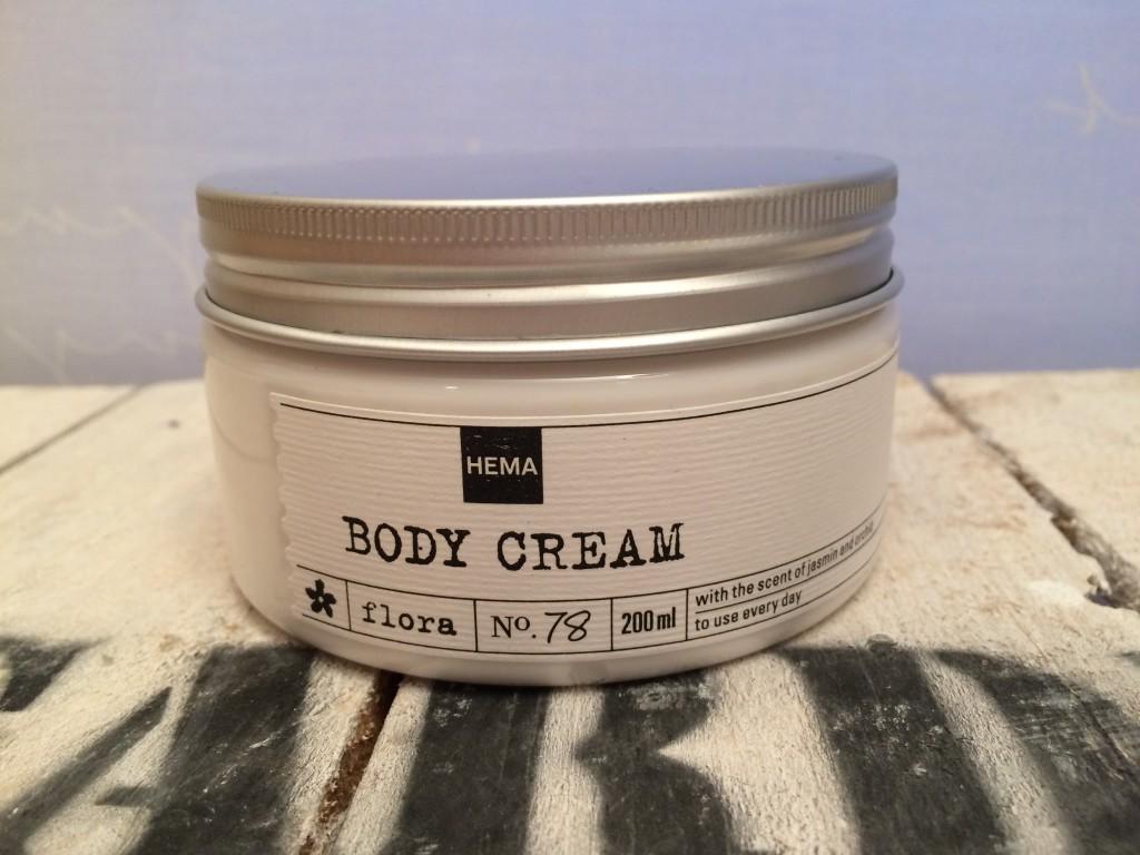 Hema Flora Body Cream