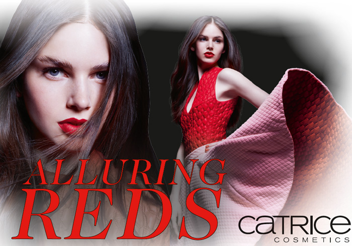 Beauty Preview | Catrice Alluring Reds