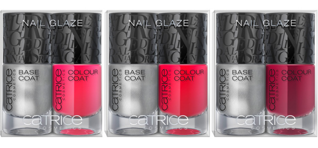 Catrice Alluring Reds LE Nail Glaze