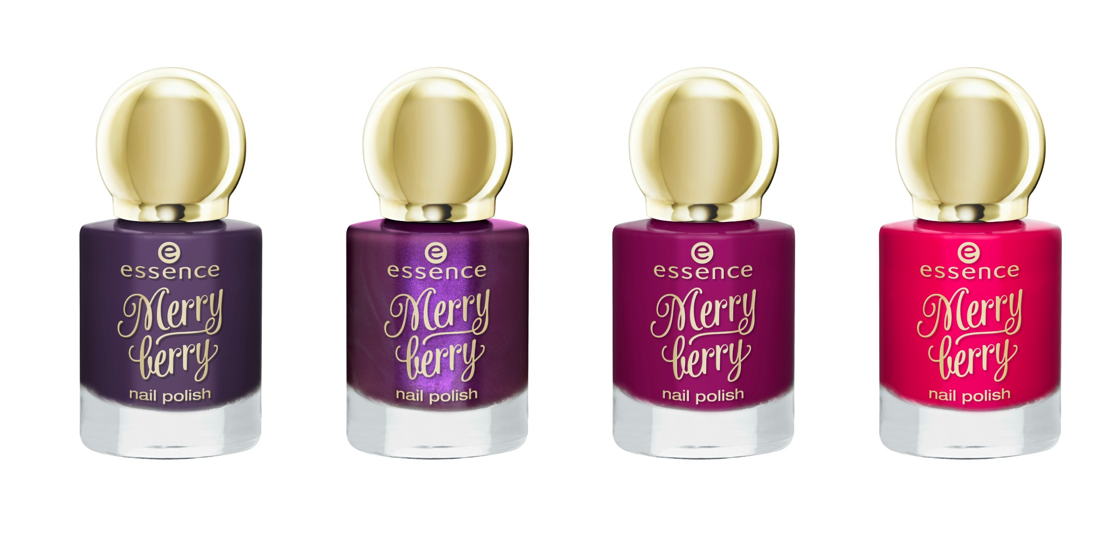 Essence Merry Berry Nail Polish