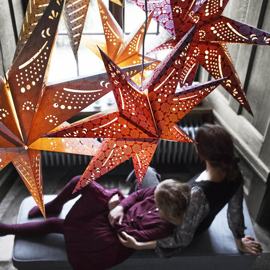 IKEA wintercollectie 2015 kerststerren