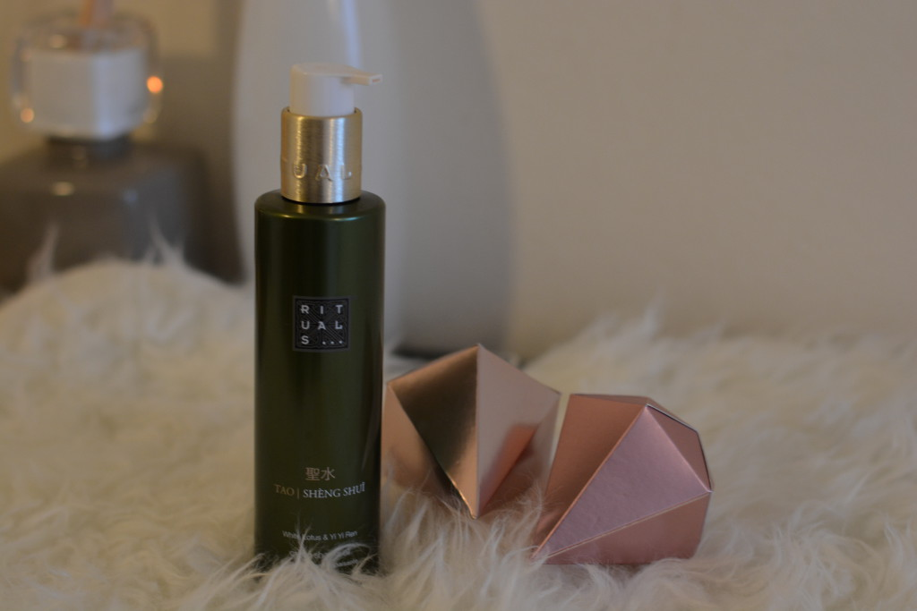 Beauty Review: Rituals Tao Shèng Shuî doucheolie