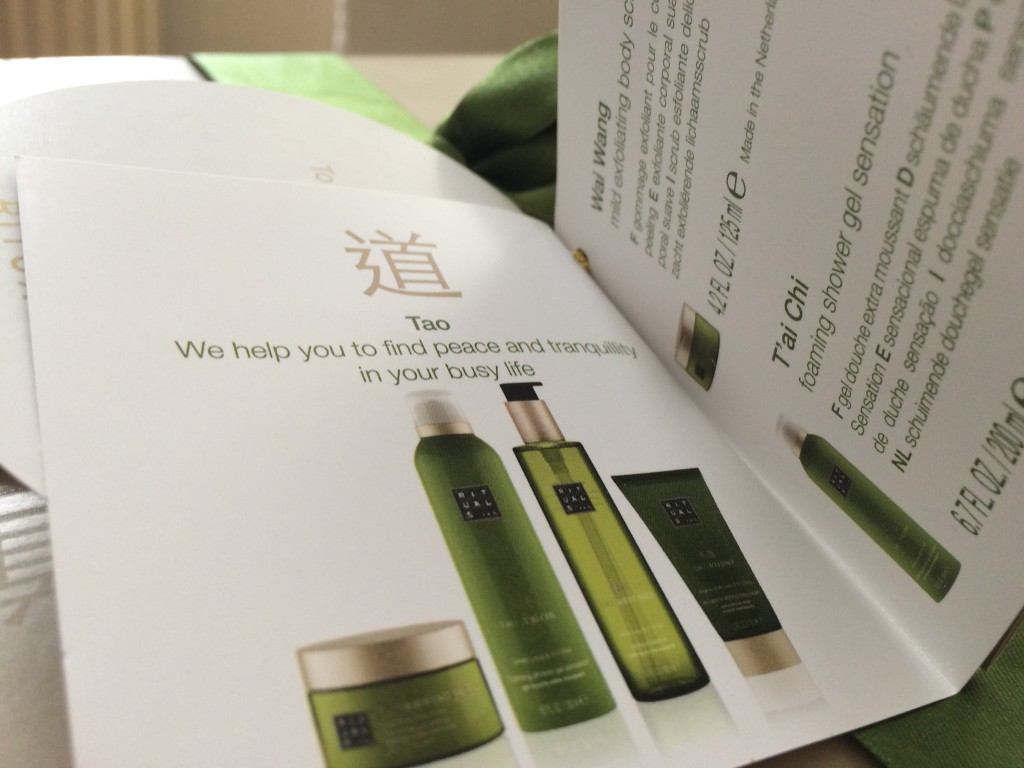 Productinformatie Rituals Tao Gift Set