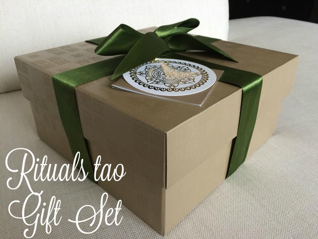 Rituals tao gift set