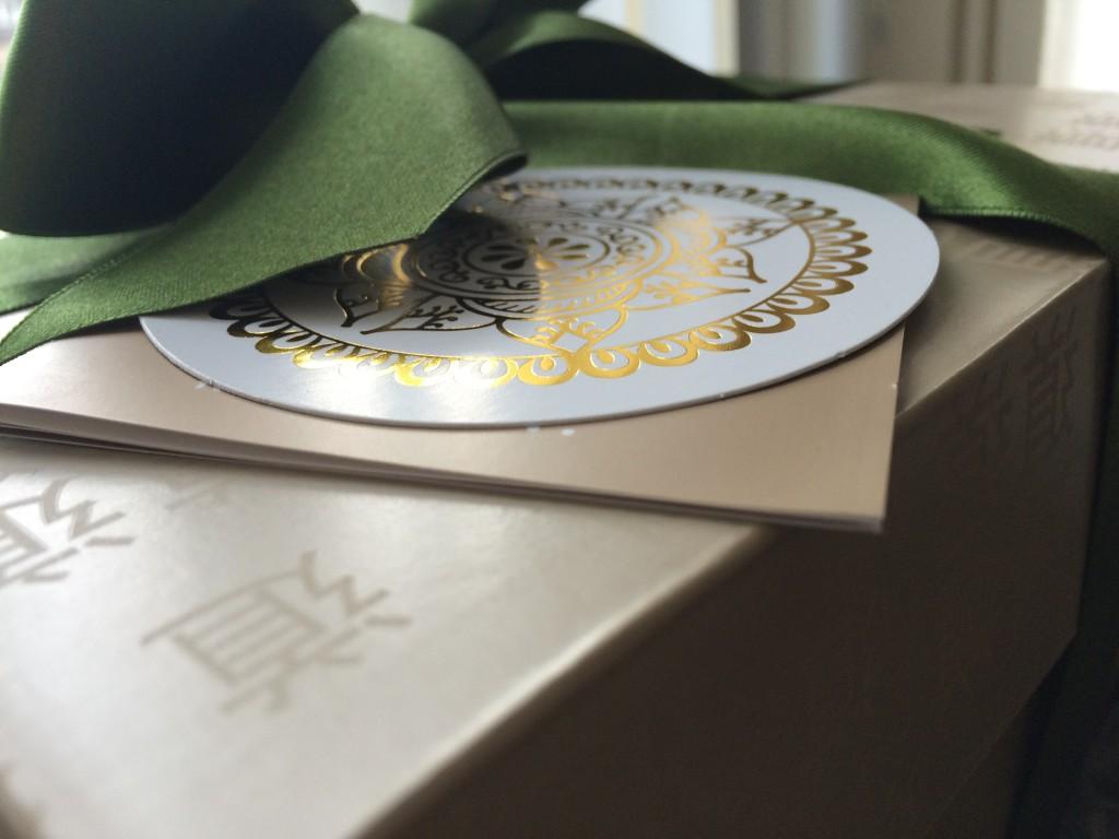 Verpakking Rituals Tao gift set