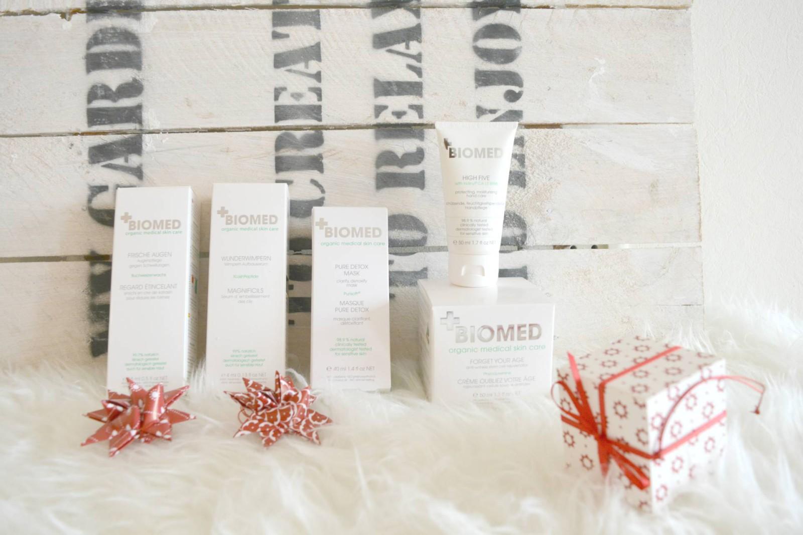 Biomed Review Kerstmis winactie
