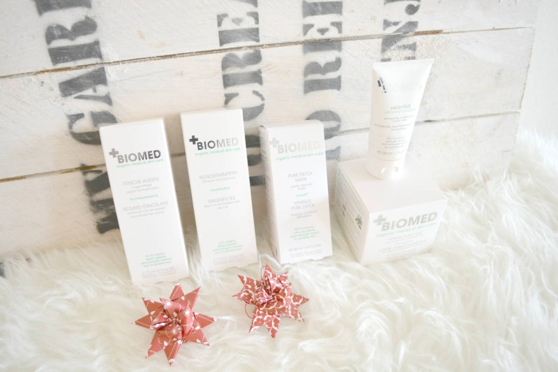 Biomed Review Kerstmis winactie blog