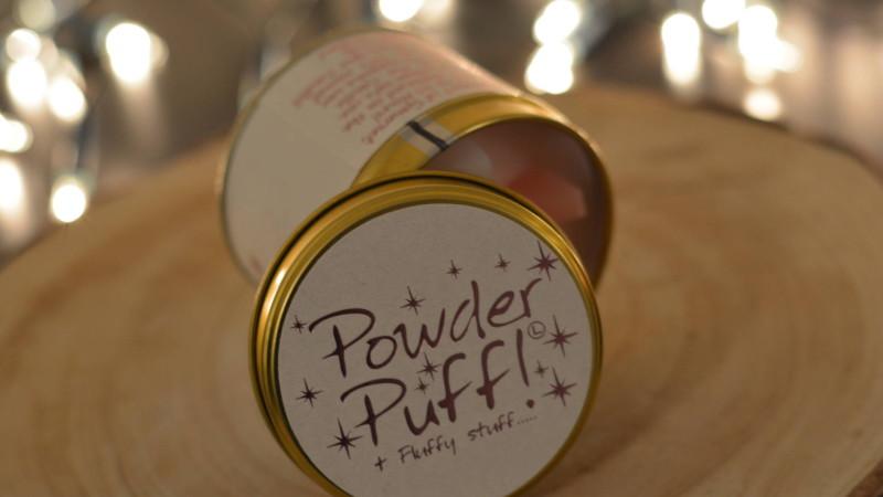 Must Haves | Powder Puff kaars in tinnen blikje + WINACTIE!