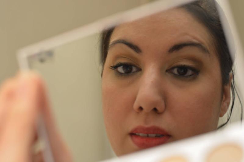 Catrice Treasure Trove Eyeshadow Palette & Lipstick