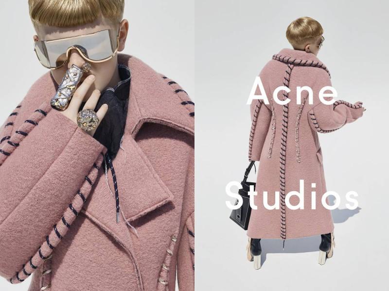Acne Studios Frasse Johansson