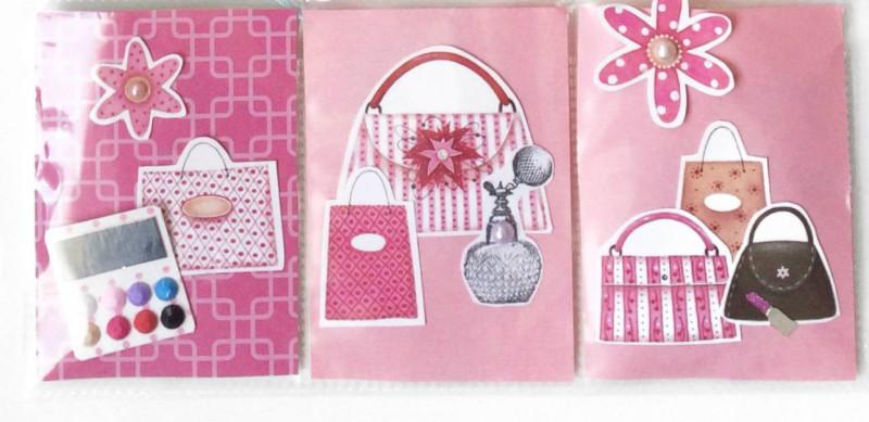 Detail Shopping Pocket Letter