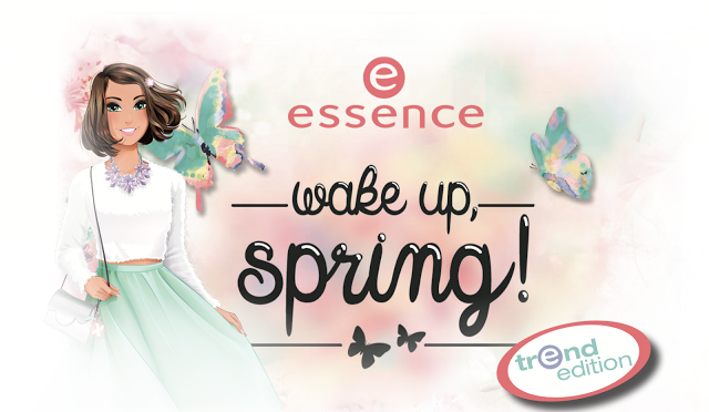 Essence Wake Up Spring TE