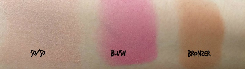 Swatches naked on the run