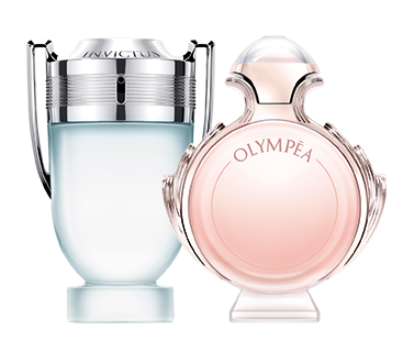 Preview | Paco Rabanne Invictus & Olympéa Aqua Limited Edition