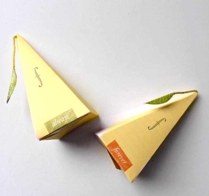 Tea Forté teabags