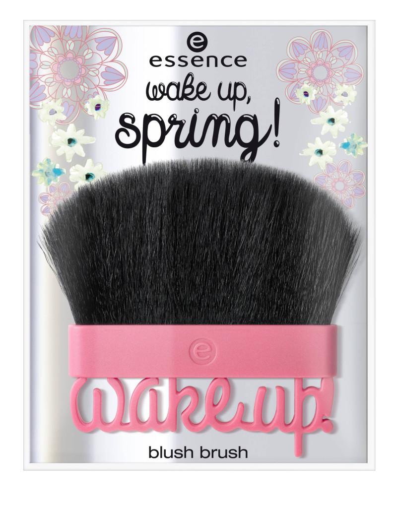 Essence wake up, spring blush brush