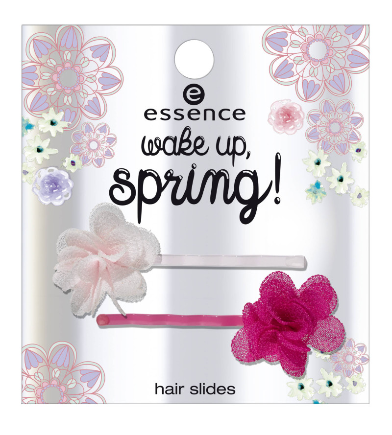 Essence wake up, spring! hair slides