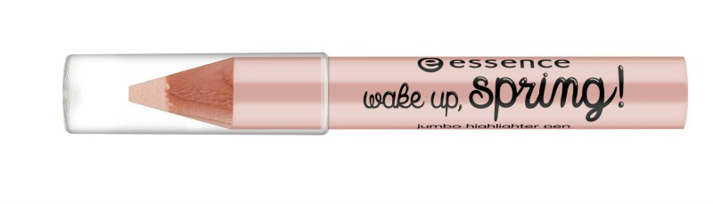 essence wake up, spring! jumbo highlighter pen