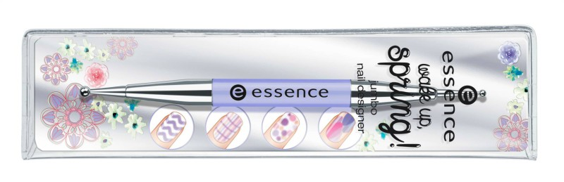 Essence Wake me up Spring jumbo nail designer
