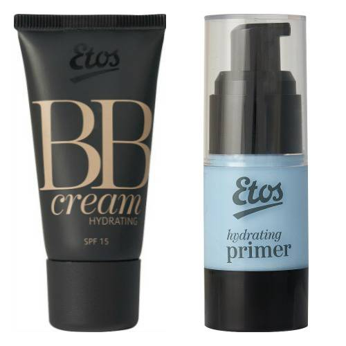 Etos BB Cream and Etos Hydrating Primer