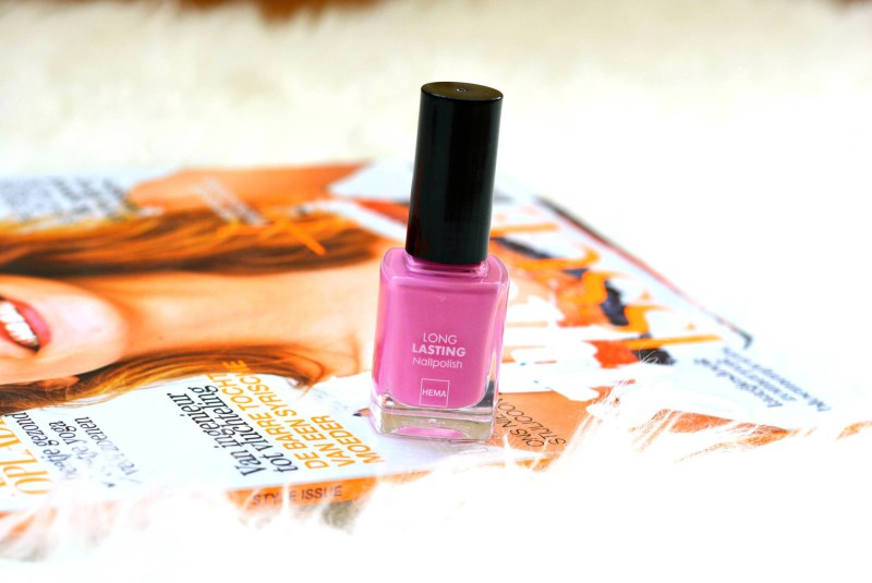 HEMA Longlasting Nailpolish Old Pink Nr. 806