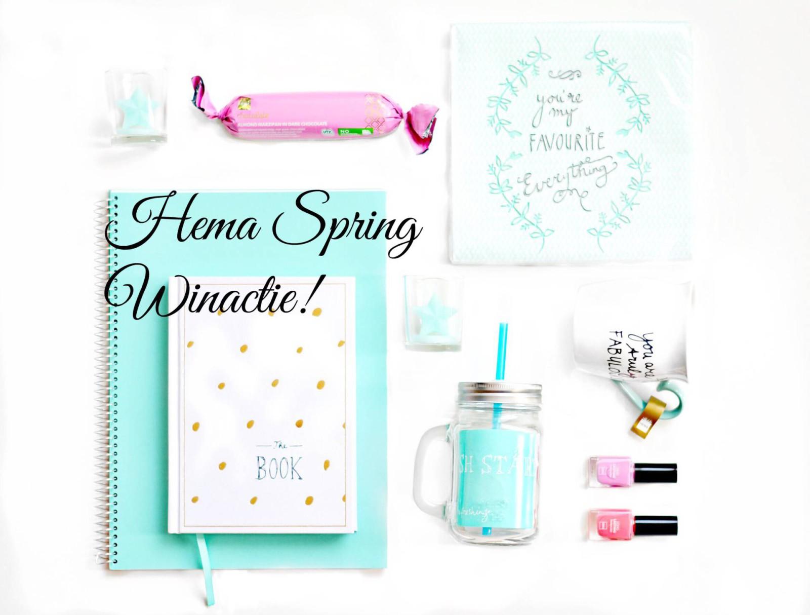 Hema Spring Winactie! imfeelinggood