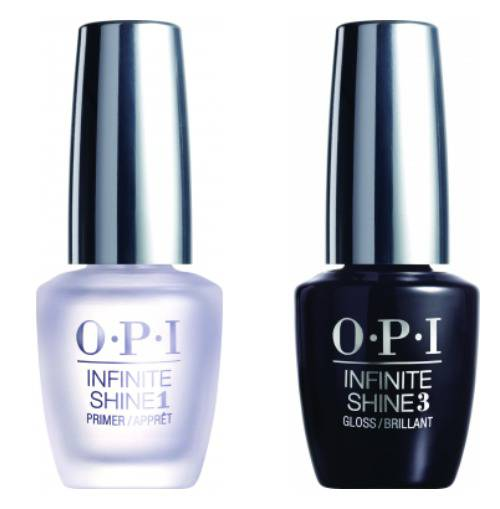OPI Infinite Shine Spring 2016 Primer and Gloss