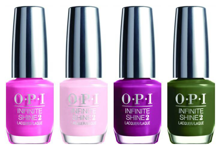 OPI Infinite Shine Spring Collection 2016 I