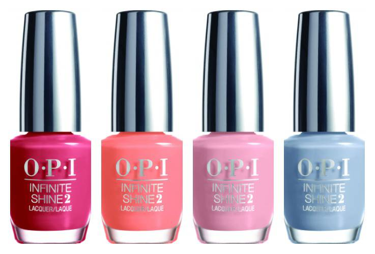 OPI Infinite Shine Spring Collection 2016 II