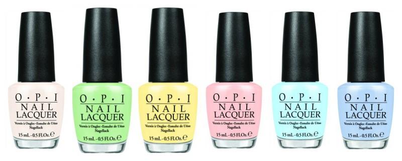 OPI SoftShades Pastels 2016