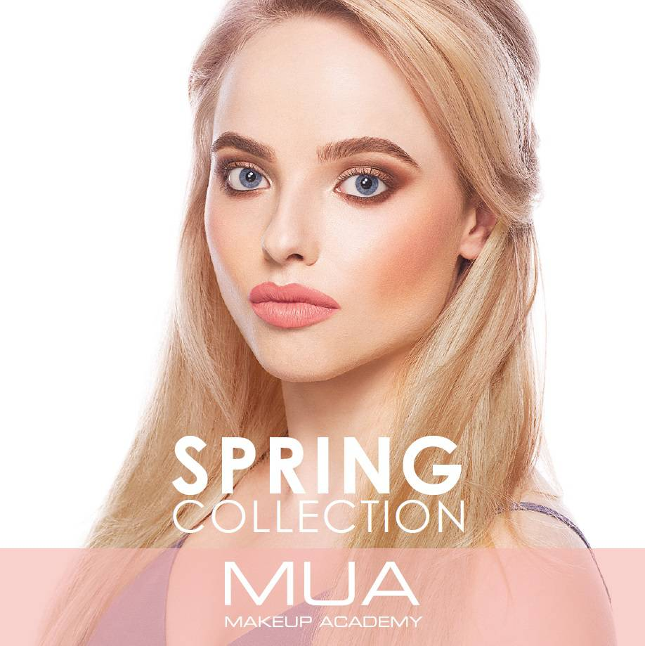 MUA Spring Collection 2016