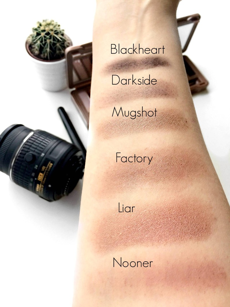 Swatches Naked 3