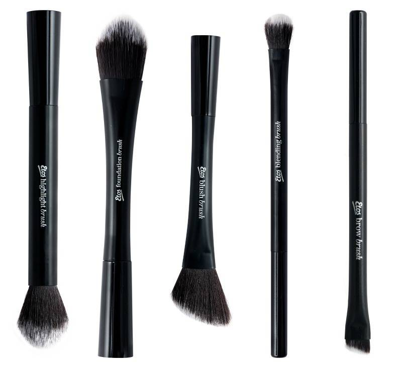 Toolkit Etos brushes