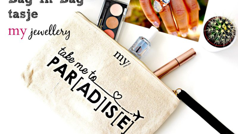 Take me to PARADISE bag in bag tasje | My Jewellery