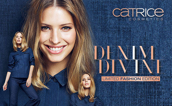 Catrice Denim Divine Limited Fashion Edition