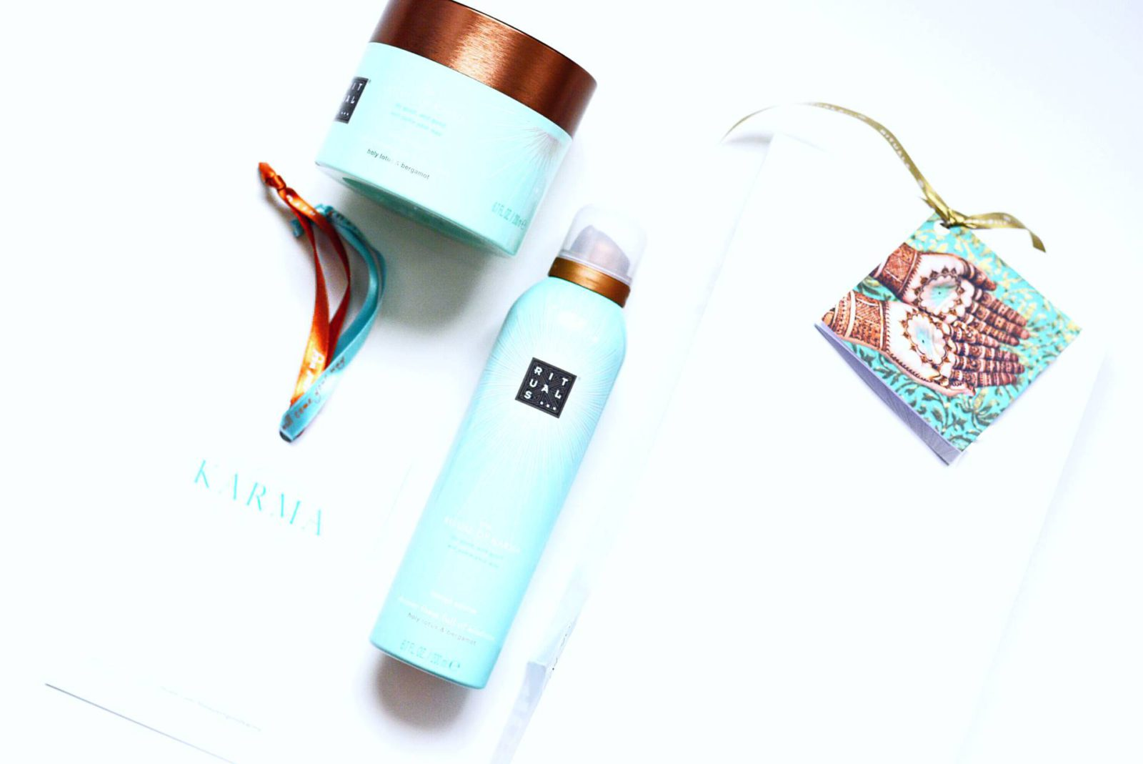 Win Limited Edition producten van Rituals | The Ritual of Karma