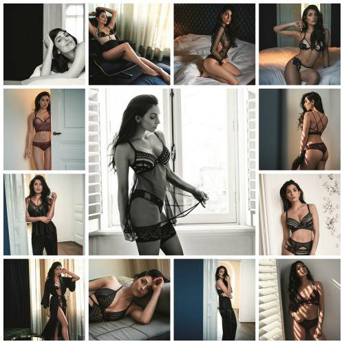 Collage Anna Nooshin for Hunkemöller